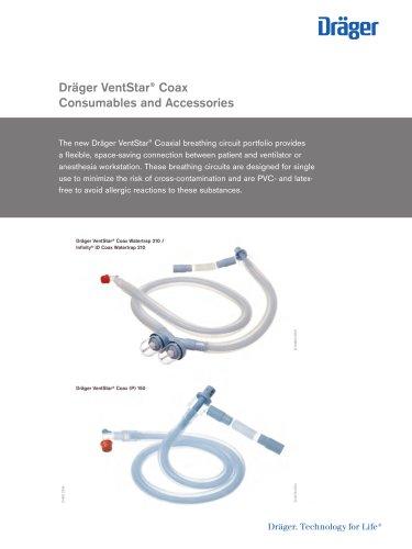 Dräger VentStar® Coax - Dräger - PDF Catalogs | Technical Documentation