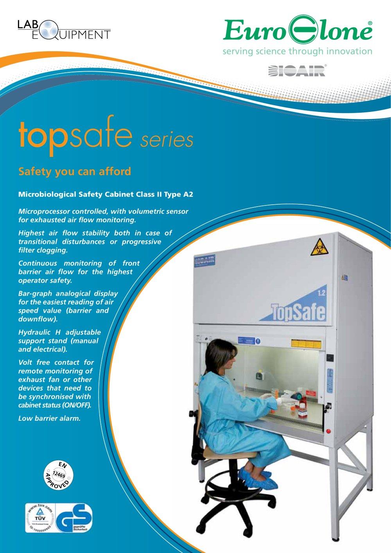 brochure topsafe euroclone pdf catalogue technical documentation