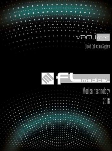 Vacumed® catalogue 2018
