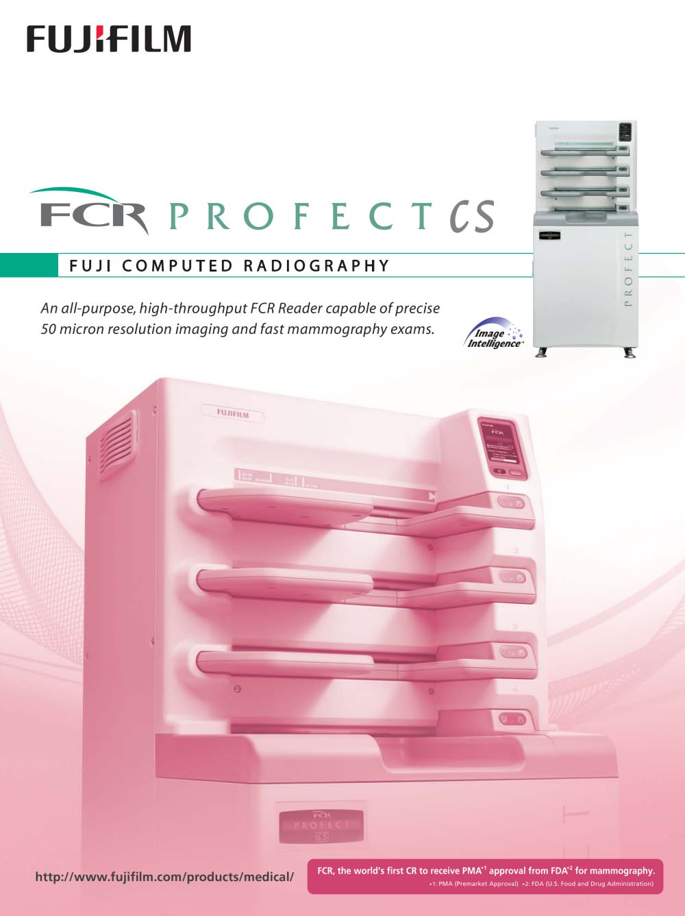 FCR PROFECT CS - 1 / 3 Pages