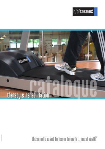 h/p/cosmos® rehabilitation catalogue
