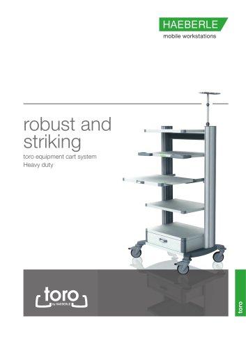 toro equipment cart system