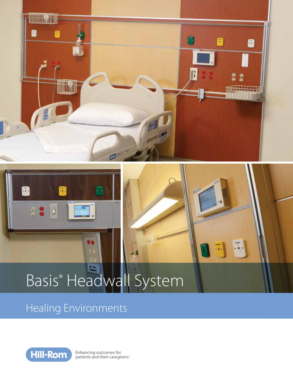 Medical Headwall Systems Basis Headwall System 1 4