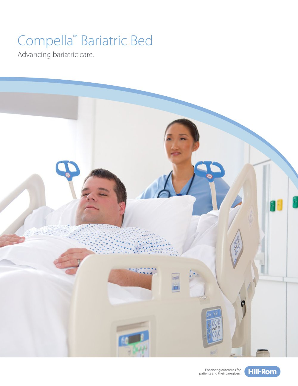 compella bariatric bed 1 9 pages