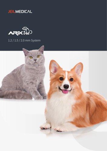 Veterinary - ARIX Vet 1.2 1.5 2.0 System