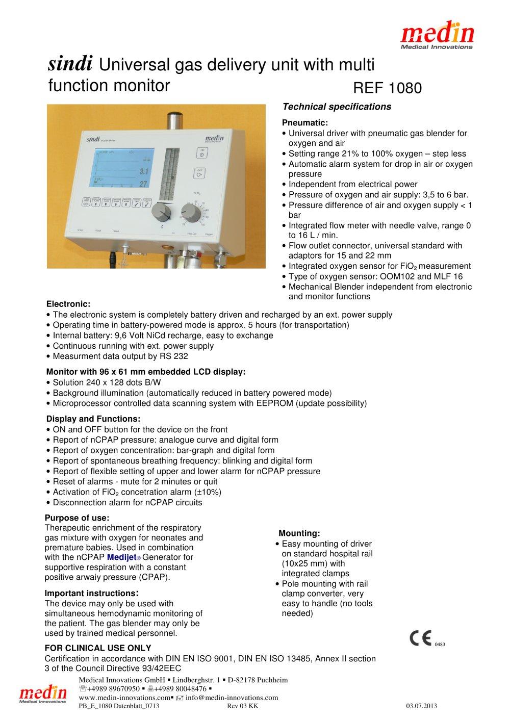 Technical data medinsindi medin medical innovations pdf technical data medinsindi 1 1 pages 1betcityfo Choice Image