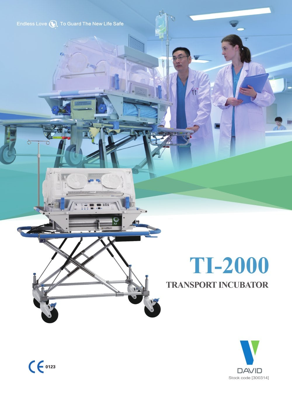 Transport Incubator - T1-2000 - 1 / 2 Pages