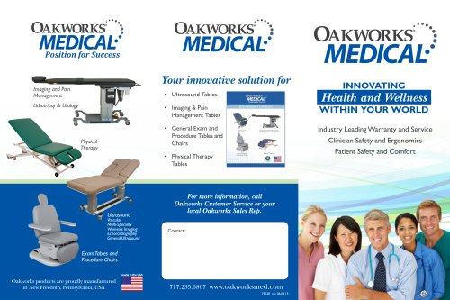 Why Oakworks Medical
