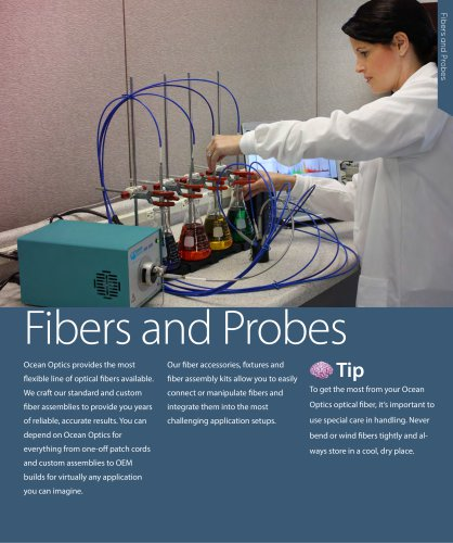 Fibers and Probes
