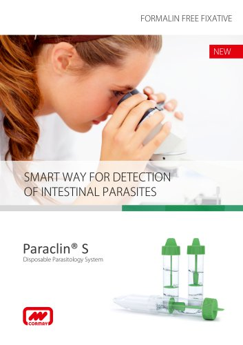 SMART WAY FOR DETECTION  OF INTESTINAL PARASITES