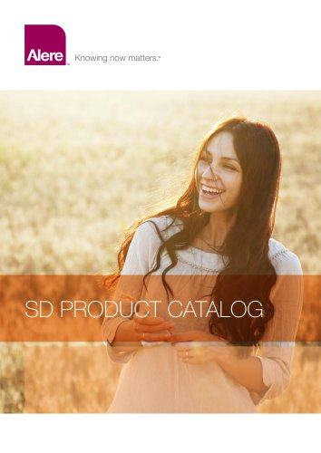 SD PRODUCT CATALOG