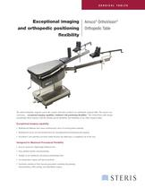 Amsco® OrthoVision® Orthopedic Surgical Table
