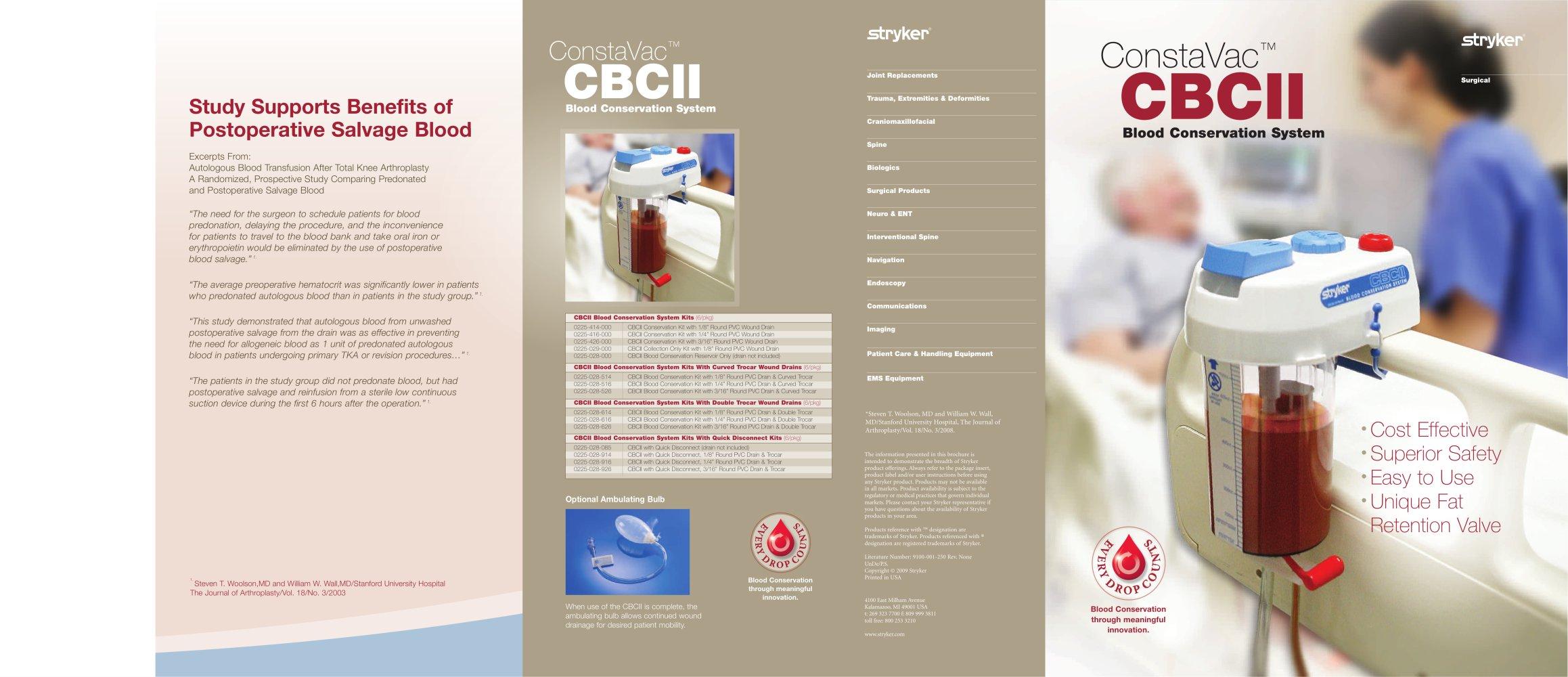 Cbc Ii Stryker Pdf Catalogue Technical Documentation