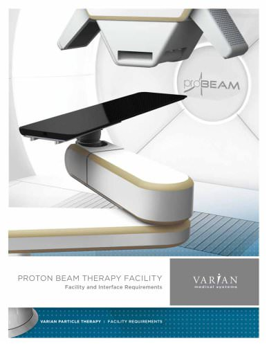 ProBeam Facility & Interface Requirements