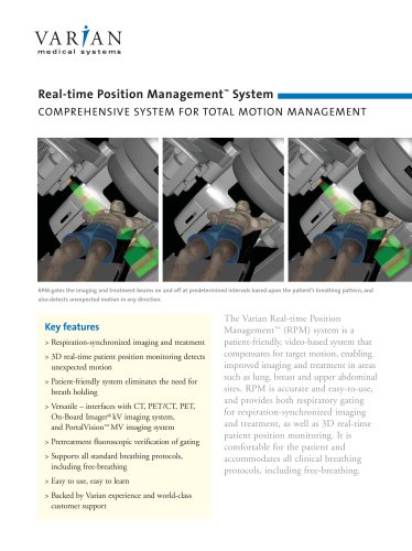 Real-time Position Management ? System