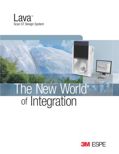 Lava Scan ST Brochure