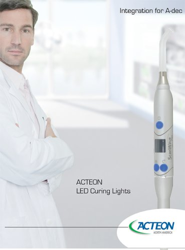 ACTEON LED Curing Lights