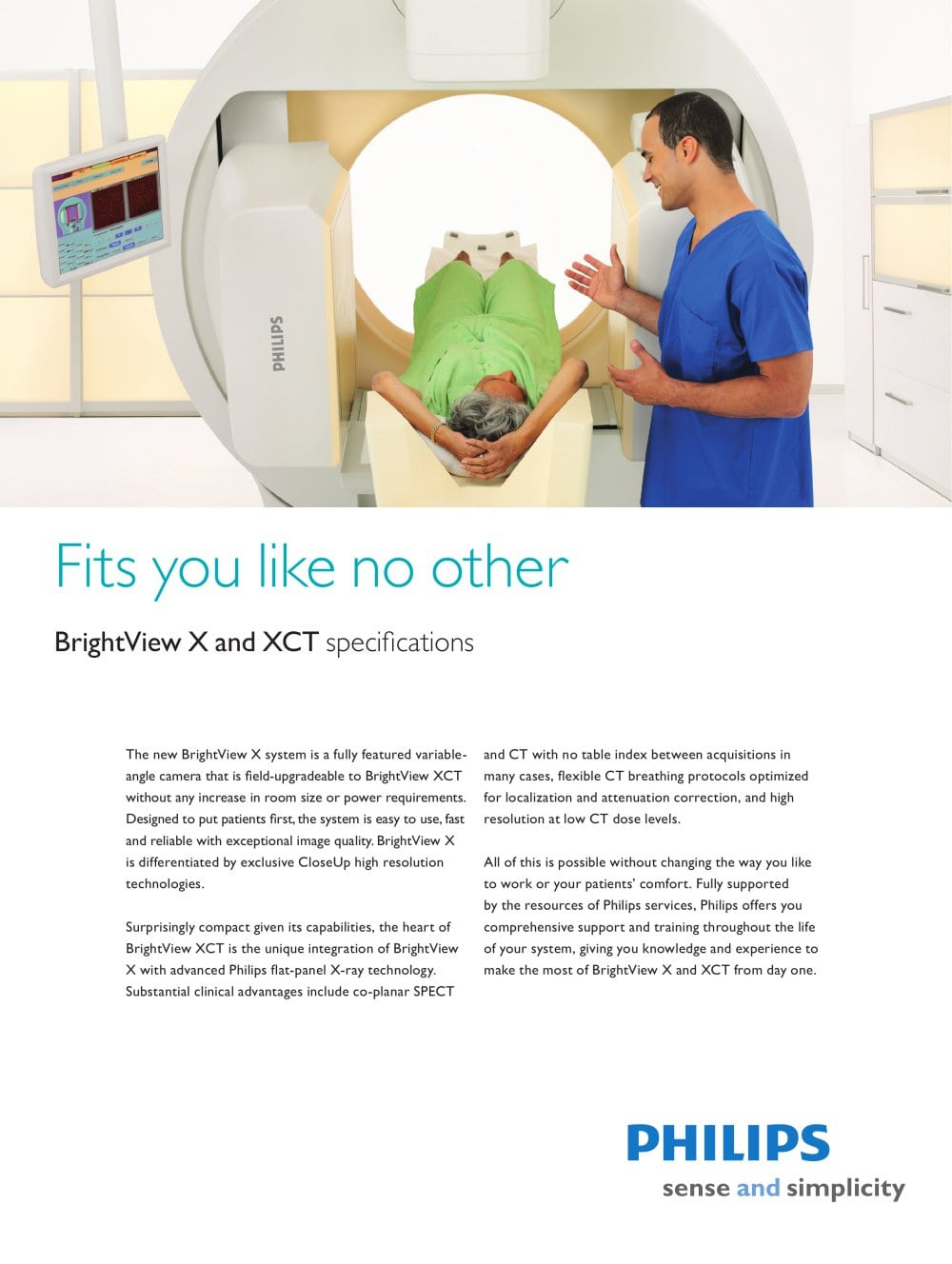 Brightview x and xct 1 6 pages