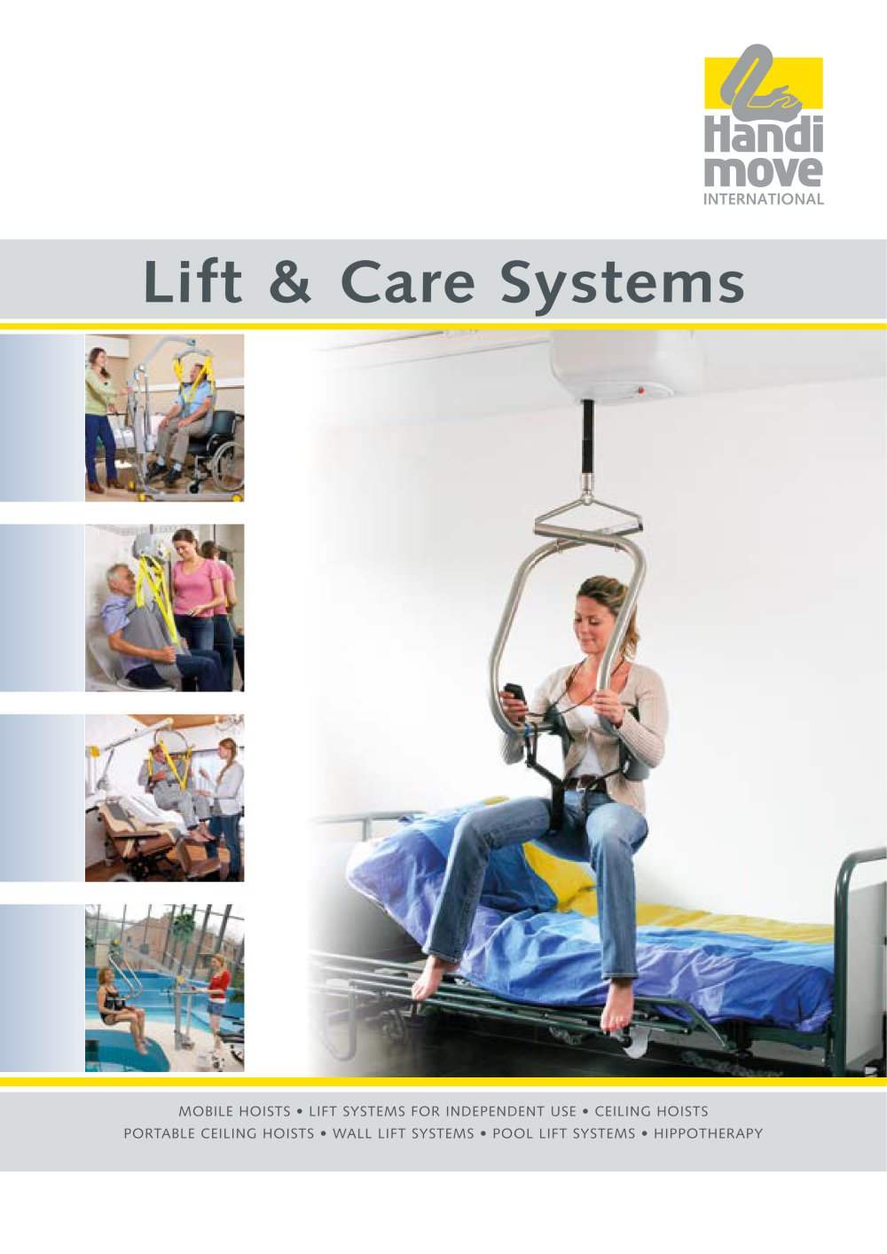 Lift & Care Systems - 1 / 60 Pages