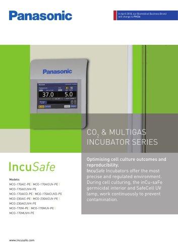 IncuSafe CO2 & Multigas Incubators Brochure