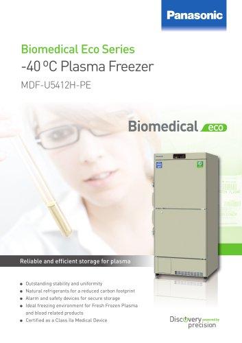MDF-U5412H-PE -40ºC Plasma Freezer flyer