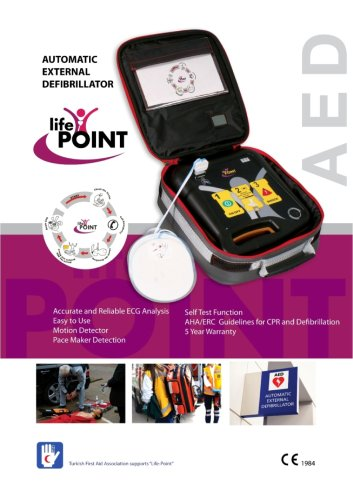 Life-Point Pro AED