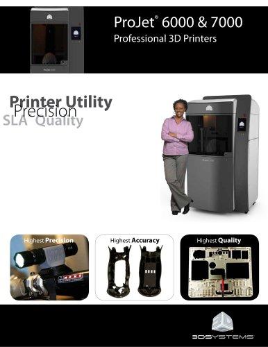 ProJet® 6000/7000