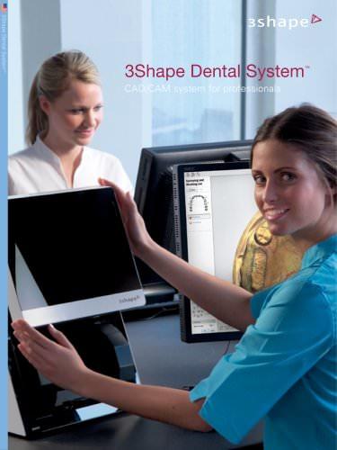 CAD/CAM - 3shape - PDF Catalogs | Technical Documentation