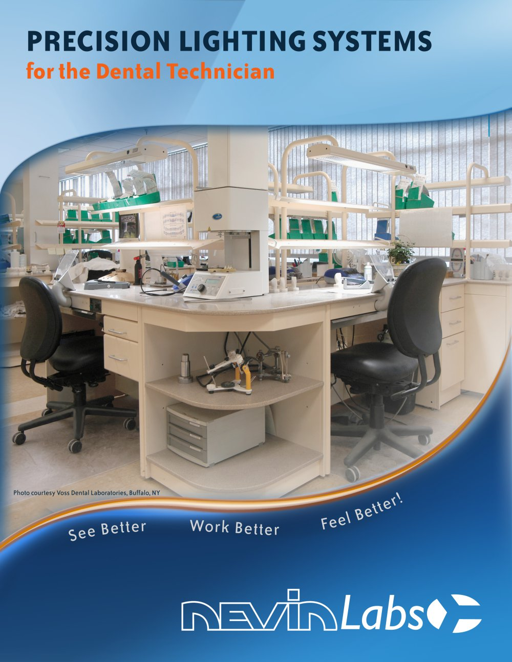 Lighting Catalog - DentalEZ Group - PDF Catalogue | Technical
