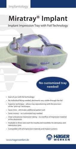 Miratray Implant