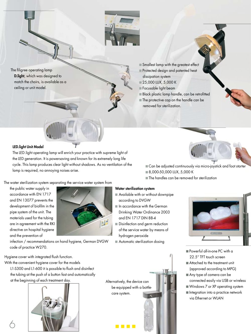 L1-ECO - DKL CHAIRS GmbH - Page n° 6 - PDF Catalogue | Technical