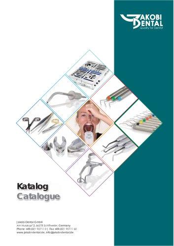 Jakobi catalogue