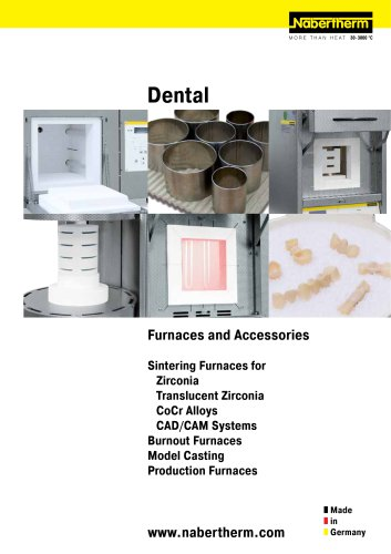 Dental Furnaces and Accessories