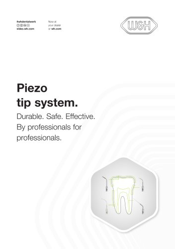 Piezo Scaler Tips