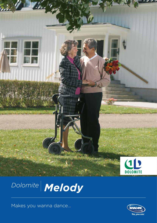 Melody - Invacare - PDF Catalogue | Technical Documentation