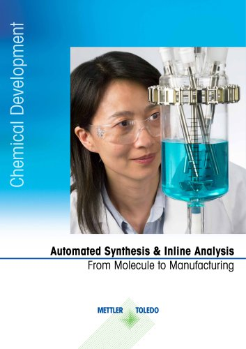 Automated Synthesis & Inline Analysis