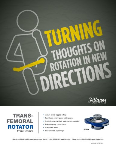 Trans- Femoral rotator