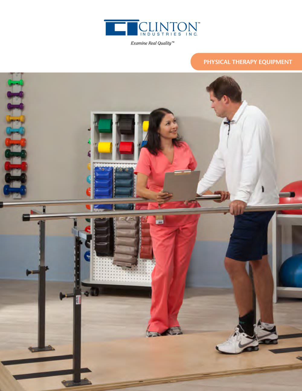 Equipment pediatric physical therapy - Physical Therapy Equipment Catalog 1 53 Pages