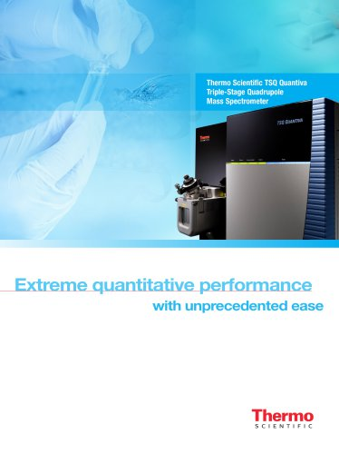 Thermo Scientific TSQ Quantiva Triple-Stage Quadrupole Mass