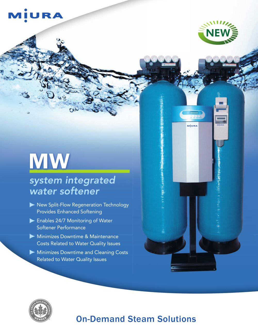 Miura MW brochure - Miura Boiler - PDF Catalogue | Technical ...
