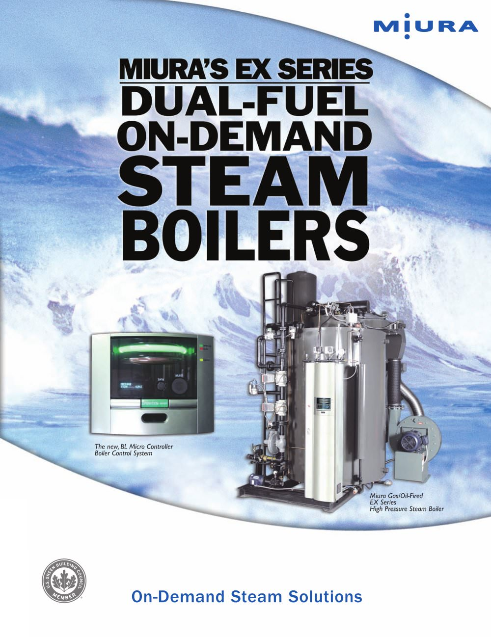 steam boilers miura boiler pdf catalogue technical documentation rh pdf medicalexpo com Basic Boiler Wiring Gas Water Boiler Wiring