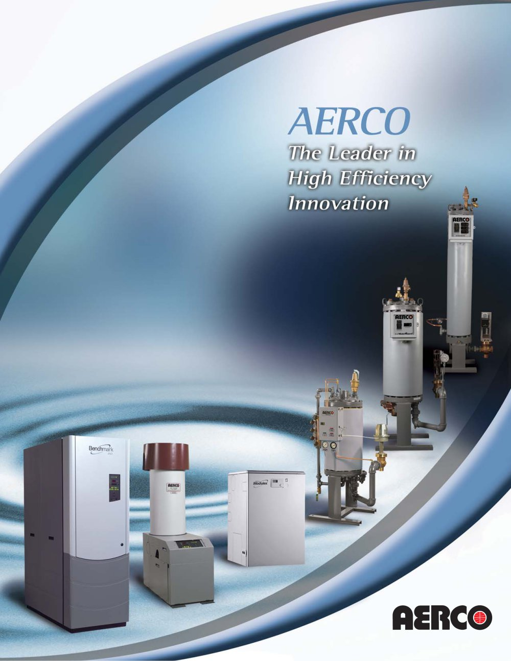 AERCO Corporate Brochure - AERCO International - PDF Catalogue ...