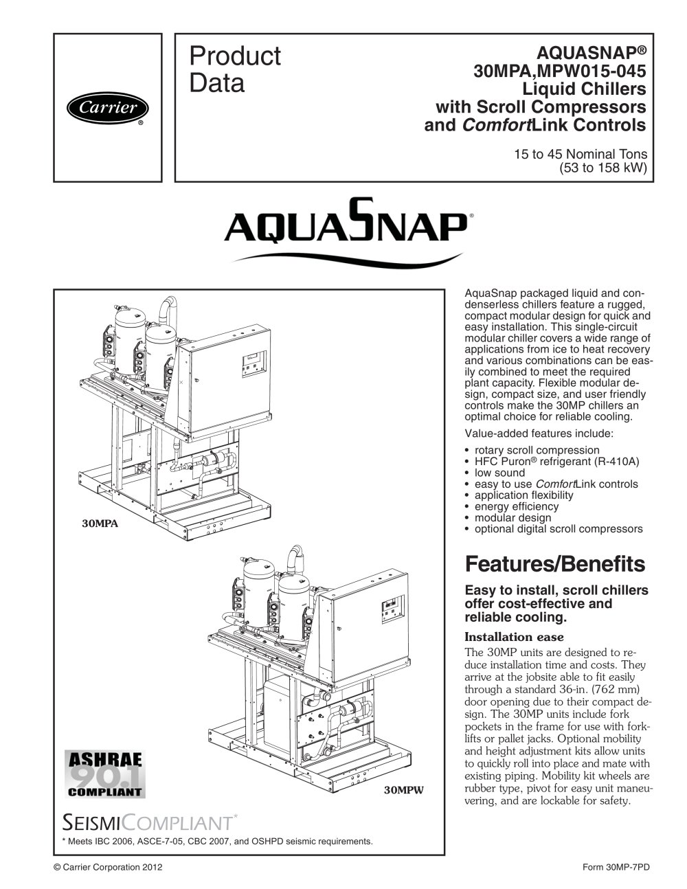 30xa carrier chiller wiring diagram wiring diagrams readingrat aquasnap 30mpampw015 045 carrier commercial pdf catalogue wiring diagram cheapraybanclubmaster Images