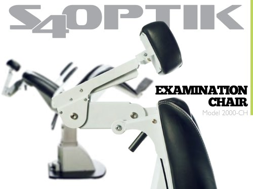 EXAMINATION CHAIR Model 2000-CH