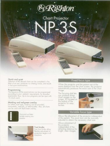 Righton NP-3S