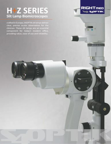 SL-H2 Slit Lamp