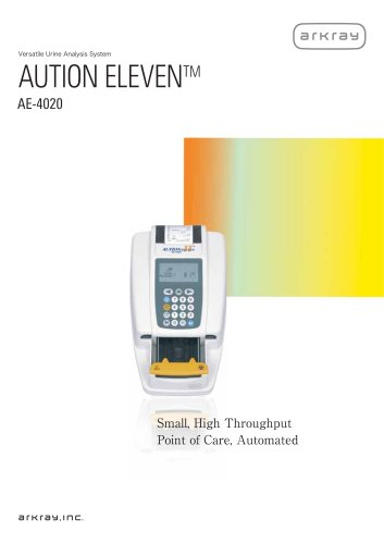 AUTION ELEVEN AE-4020
