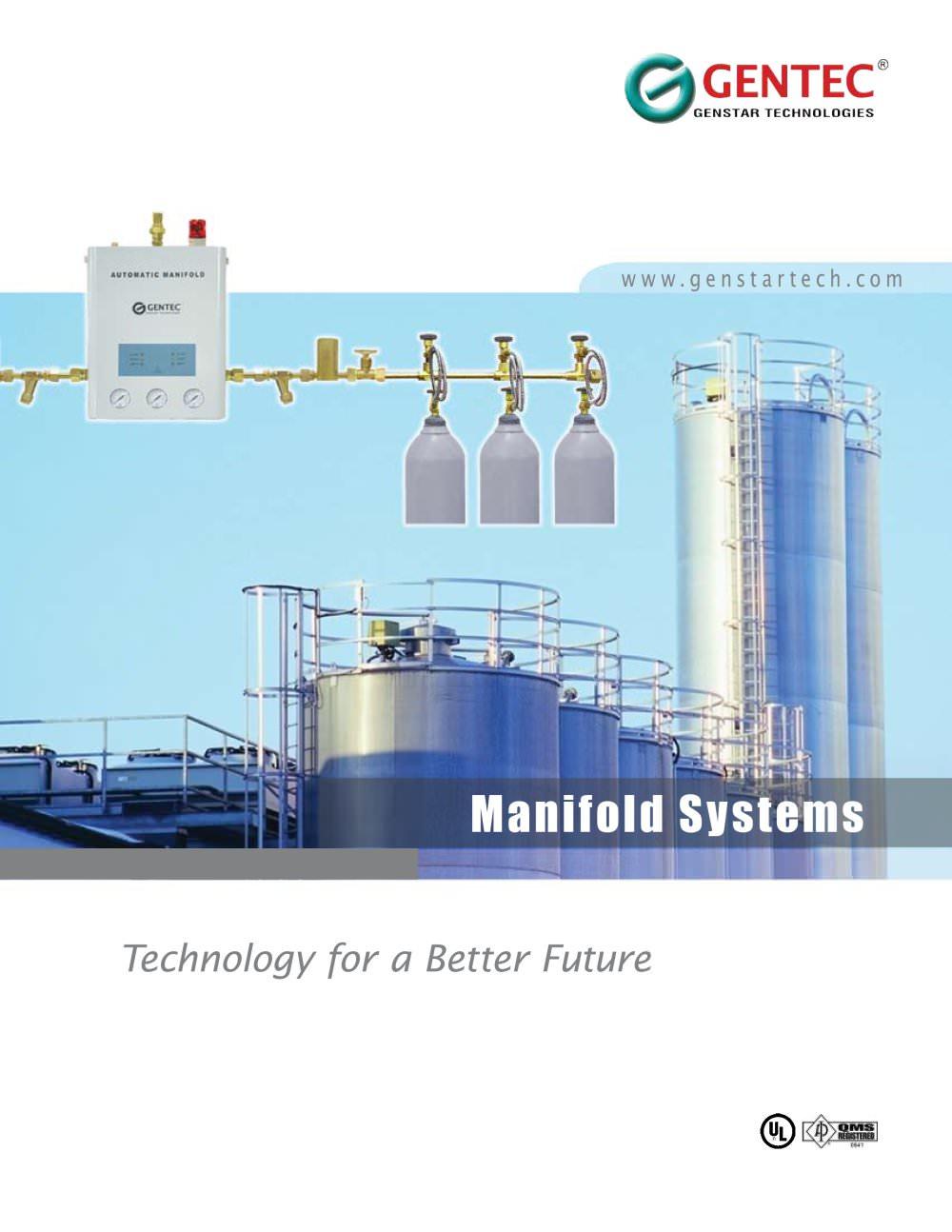 Industrial Gas Manifolds - Genstar Technologies Company - PDF ...