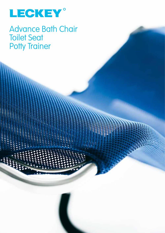 Bath Chair Toilet Seat Potty Trainer - Leckey - PDF Catalogue ...