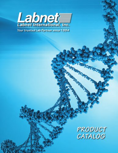 Labnet Product Catalog 2016